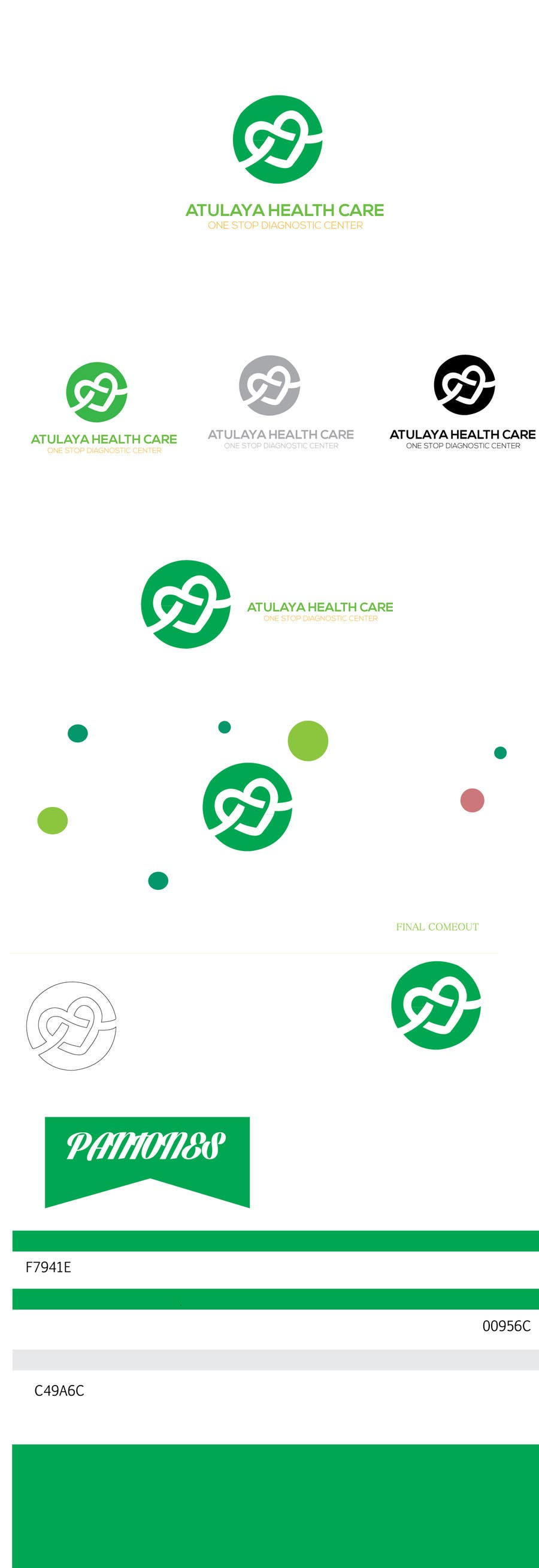 #81 for Design a Logo/Corporate Identity for a Healthcare Company by QubixDesigns