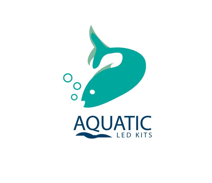 #2 for Design a Logo aquarium led ecommerce by carligeanu