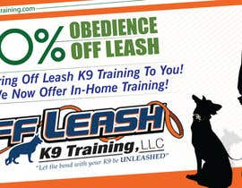 #17 for Design an Advertisement for Dog Training Business af eshad222