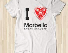 #11 for Designa en t-shirt for Marbella Event Academy by adhitya7393