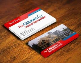 #55 para Design some Business Cards for The Ottawa Home Renovator por pointlesspixels
