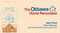 Contest Entry #56 for Design some Business Cards for The Ottawa Home Renovator