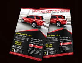 #36 cho Design a Flyer for Local Car Dealership bởi tahira11