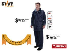 Hasib1605 tarafından I need some Graphic Design for a Facebook Advertisement for workwear için no 7