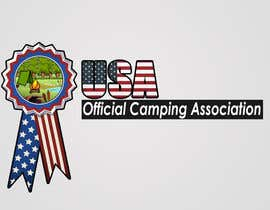 nº 6 pour Design a Logo for USA Camping par klaudix13