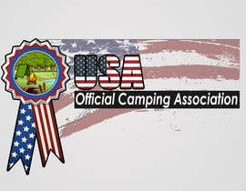 #7 for Design a Logo for USA Camping af klaudix13