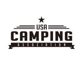 nº 13 pour Design a Logo for USA Camping par Qomar