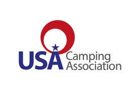 #10 for Design a Logo for USA Camping af caroreed1