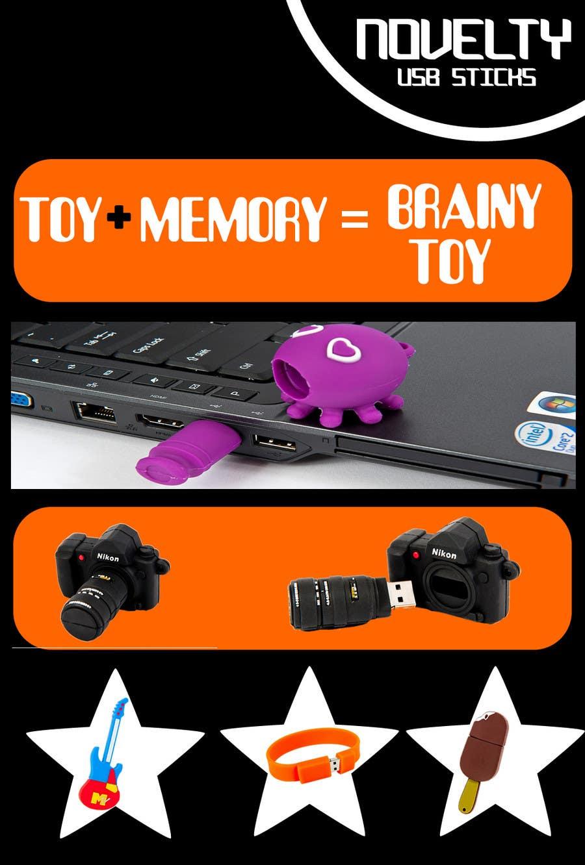 Inscrição nº 33 do Concurso para Simple and fun poster required for unique gadgets