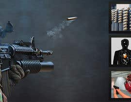 #20 untuk I Need a Main Image Designed for the Homepage of my Firearms Retail Website oleh ravelloasociados