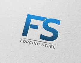Nro 57 kilpailuun Forging Steel logo käyttäjältä saligra
