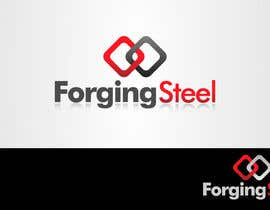 nº 69 pour Forging Steel logo par josandler