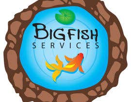 #3 para Design a Logo for Bigfish Services por MadVixen