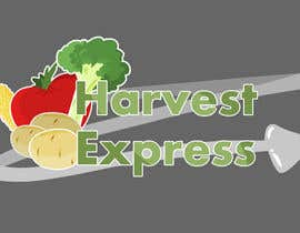 #70 para Design a Logo for Harvest Express por crunchyybeast