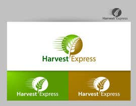 nº 13 pour Design a Logo for Harvest Express par laniegajete