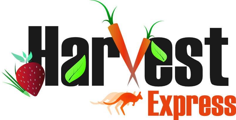 Inscrição nº 39 do Concurso para Design a Logo for Harvest Express