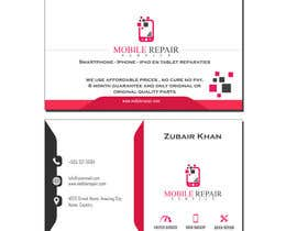zubairfb tarafından Businescards for phone and tablet repair için no 45