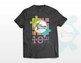 #172 for 10 year Anniversary Tshirt by glazaropoulos