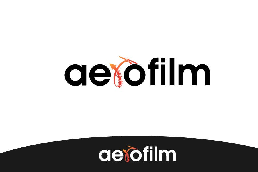 Конкурсная заявка №303 для Logo Design for AeroFilm