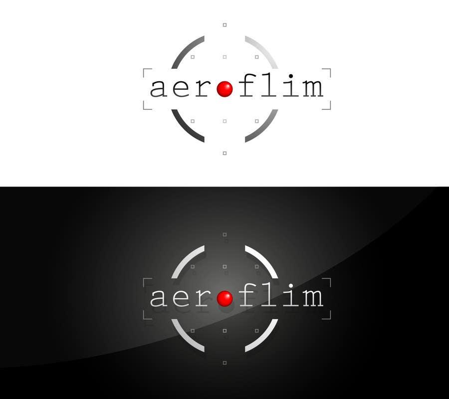 Конкурсная заявка №243 для Logo Design for AeroFilm