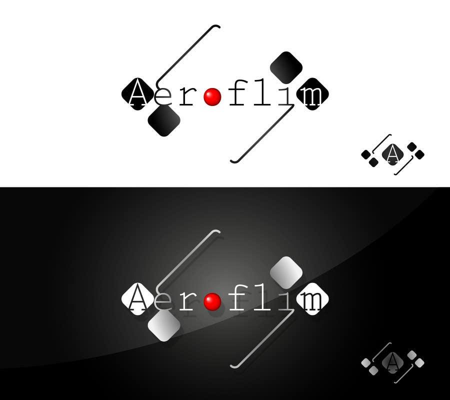 Конкурсная заявка №242 для Logo Design for AeroFilm