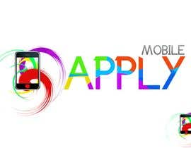 Nambari 203 ya Logo Design for Apply Mobile na rahulvyas12