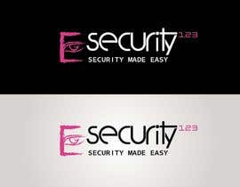 #154 para Design a Logo for eSec por aniba107