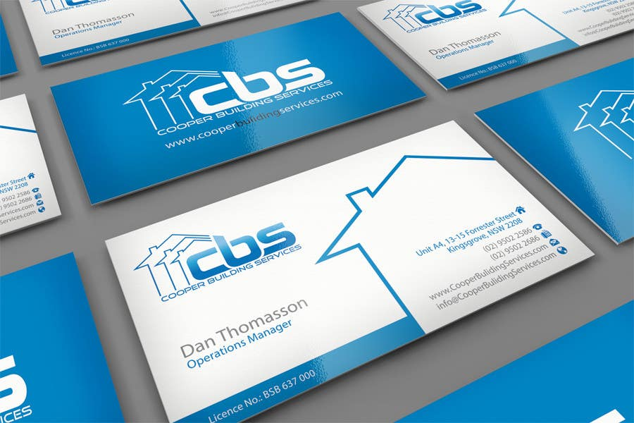 #56 for Design Business Card & stationary by midget