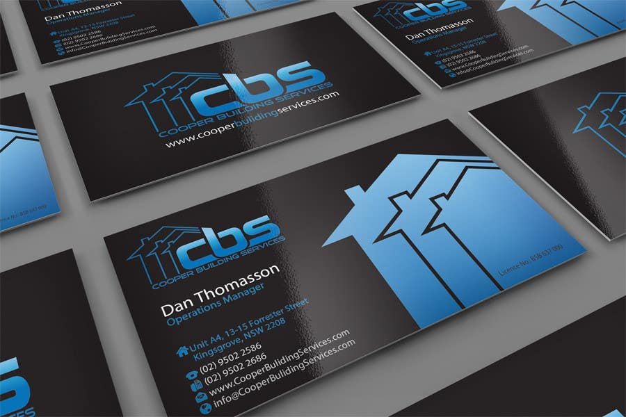 #64 for Design Business Card & stationary by midget