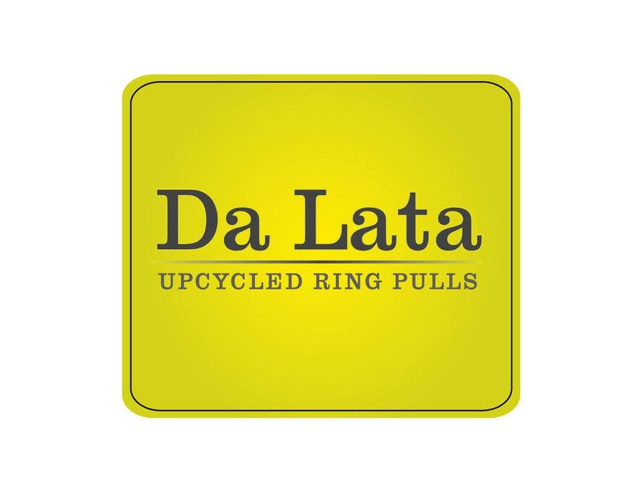 """Contest Entry #367 for Logo Design for """"Da Lata"""" www.da-lata.com"""