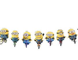 #4 para I need some Graphic Design for customized image of minion por Sedoyvuk