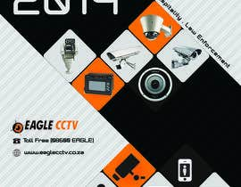 #5 para EagleCCTV - 2014 CCTV Catalog Cover por linxdinx