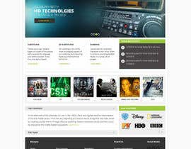 #18 para Design a Website Mockup for our Company por Pavithranmm