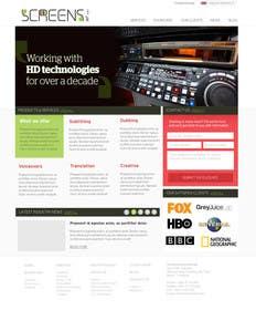 #77 for Design a Website Mockup for our Company by josephvaldez