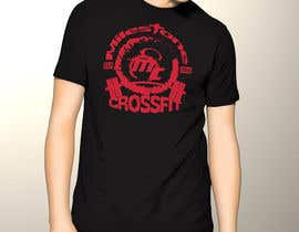 poonkaz tarafından Design a T-Shirt for CrossFit / Fitness / Exercise / Workout için no 71