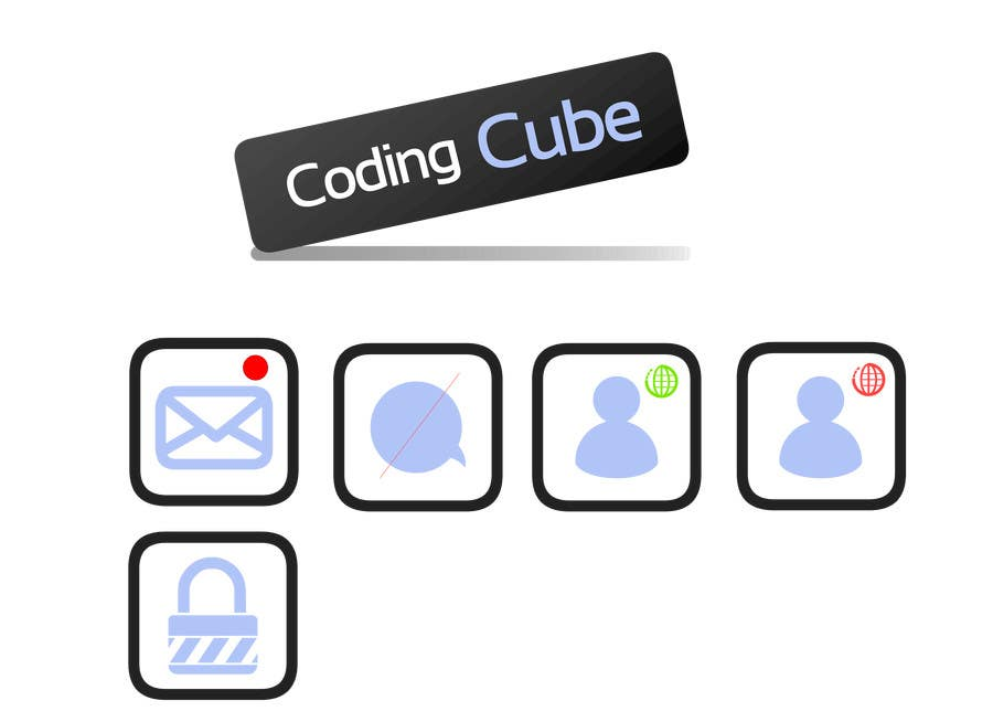 #29 for Design a Logo & Icons for a Coding Forum by geraltdaudio