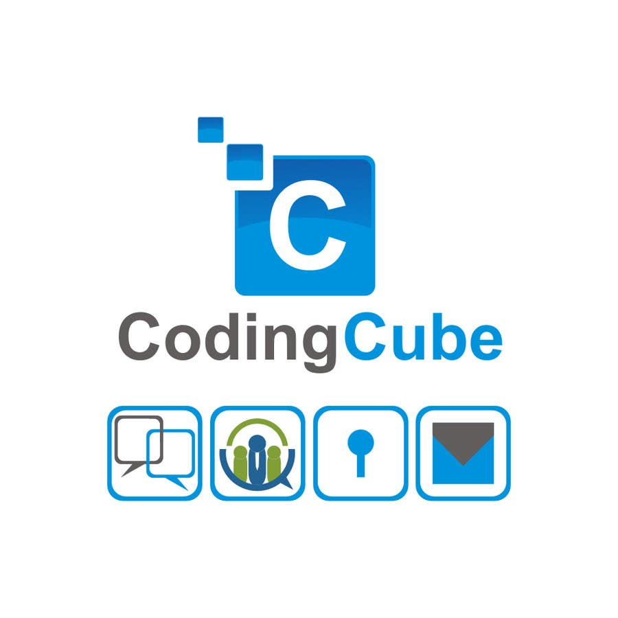#22 for Design a Logo & Icons for a Coding Forum by ibed05