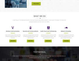 webmastersud tarafından Design Website Mockup Templates için no 19