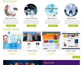 imranwebdesigner tarafından Design Website Mockup Templates için no 24