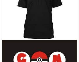 #18 for Design a Pokemon T-Shirt by indraDhe