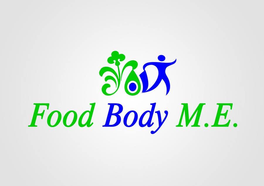 Inscrição nº                                         134                                      do Concurso para                                         Logo Design for Food Body M.E.