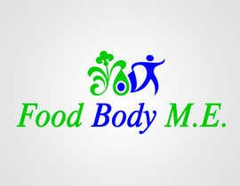 #134 cho Logo Design for Food Body M.E. bởi ROCCO965
