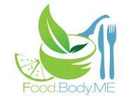 Graphic Design Kilpailutyö #38 kilpailuun Logo Design for Food Body M.E.
