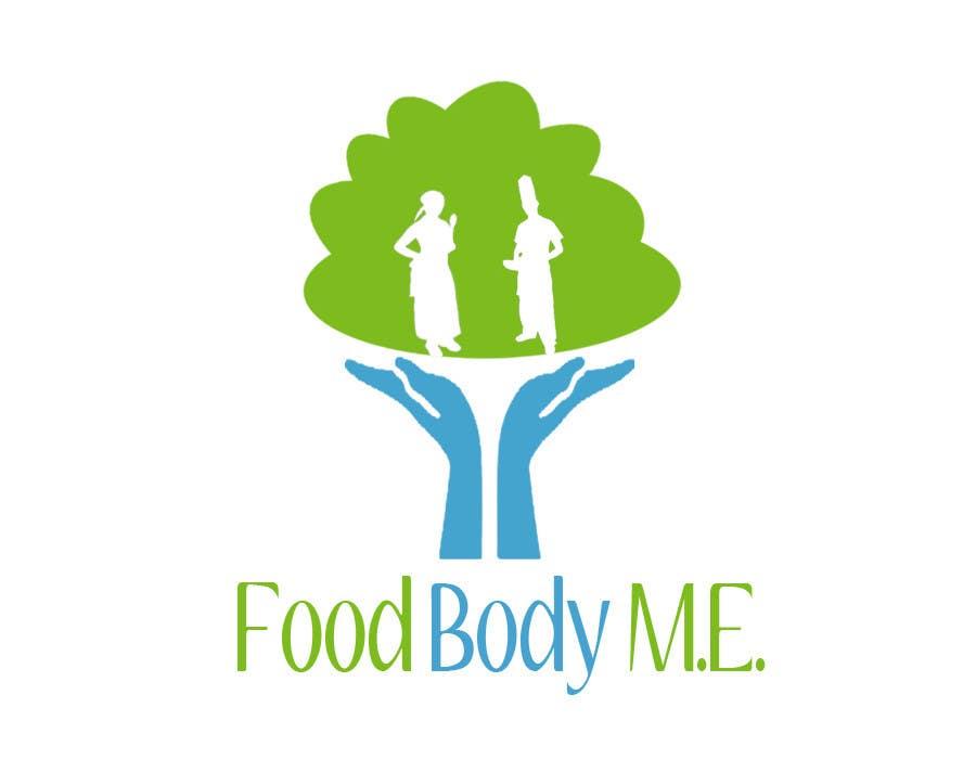Kilpailutyö #                                        16                                      kilpailussa                                         Logo Design for Food Body M.E.