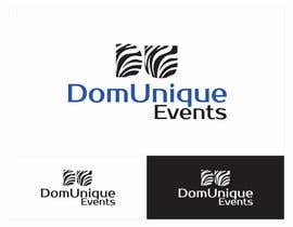 descomgroup tarafından Develop a Corporate Identity for DomUnique Events için no 11