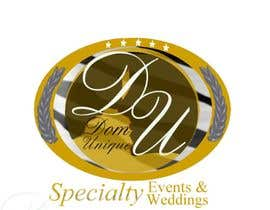 nº 4 pour Develop a Corporate Identity for DomUnique Events par mannyshieldsjr