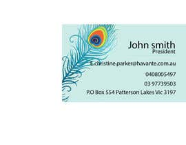 #30 cho Design some Business Cards for Havante' bởi Habib919000