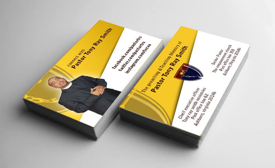 #8 for Design some Business Cards for TRSM Enterprieses by ngochoang862