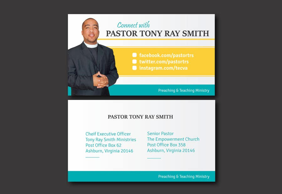 #3 for Design some Business Cards for TRSM Enterprieses by Snoop99