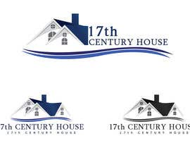 #16 para Design a Logo for 17th century house por logodesigingpk